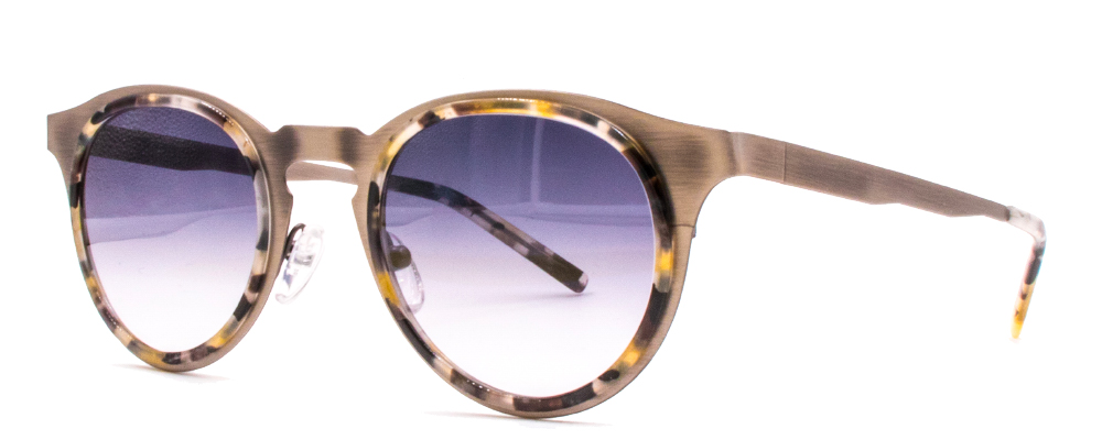 Acetate sunglasses frame
