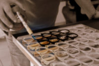 Produzione occhiali cadore